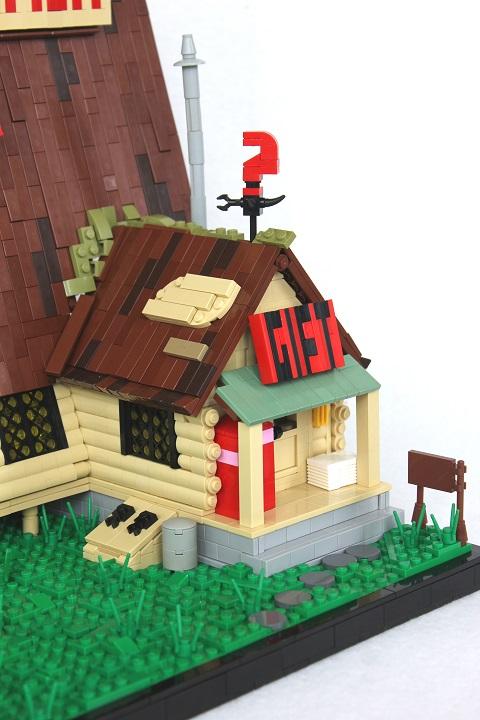 The Mystery Shack Brickbuilt