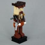 cowboy- left